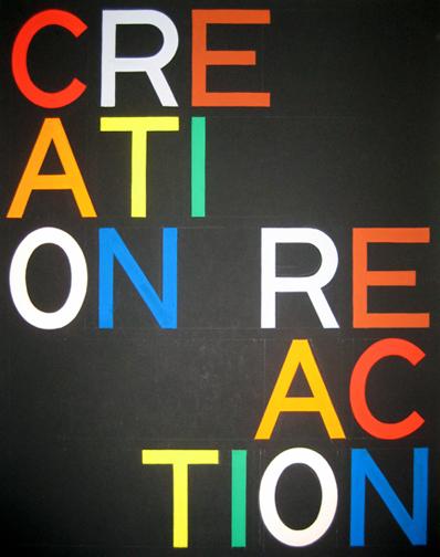 Creation-reaction