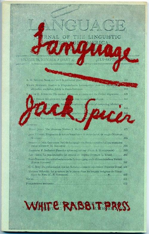 Jack-spicer-language