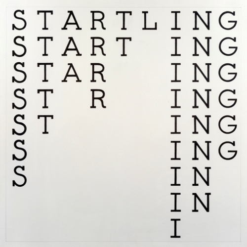 Subtractionstartling