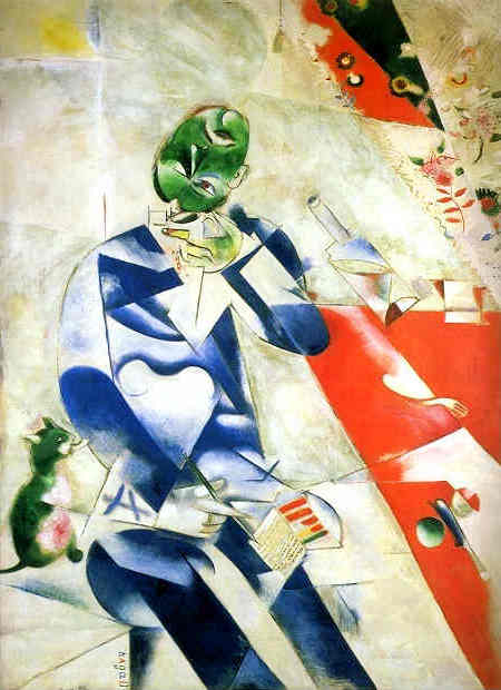 Chagall_the_poet