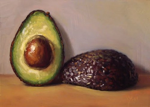 Avocadohalves