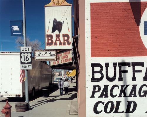 Buffalo-bar