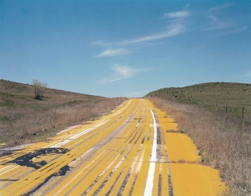 Yellow-road