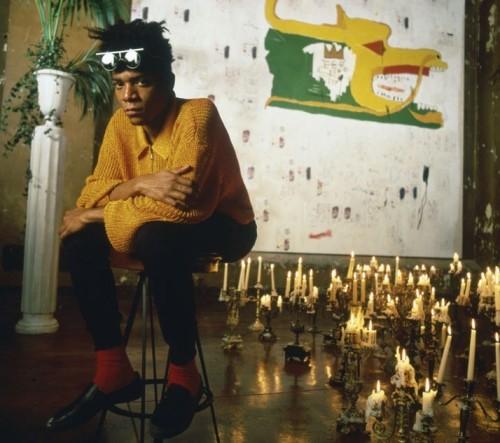 Basquiatradiant