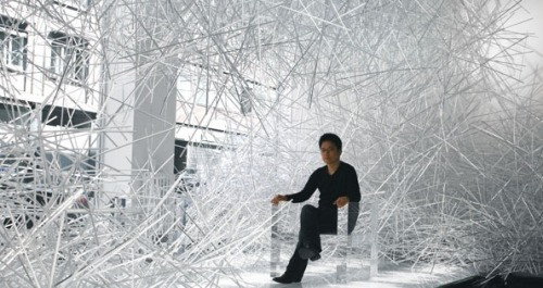 Invisibles_collection_snowflake_installation_kartel_gallery_tokujin_yoshioka9