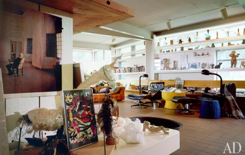 Willem-de-kooning-living-room