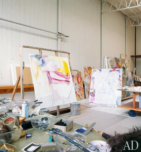 Willem-de-kooning-studio-3
