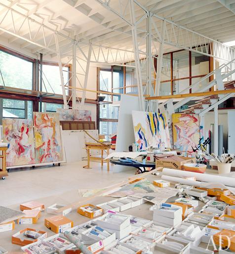 Willem-de-kooning-studio-4