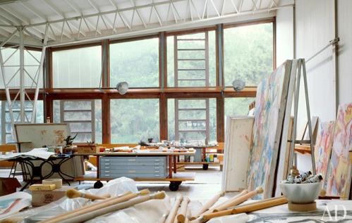Willem-de-kooning-studio-5