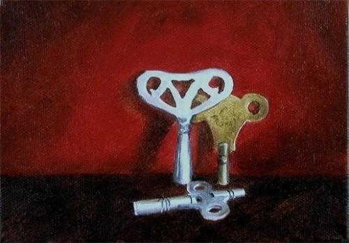 Clock-keys