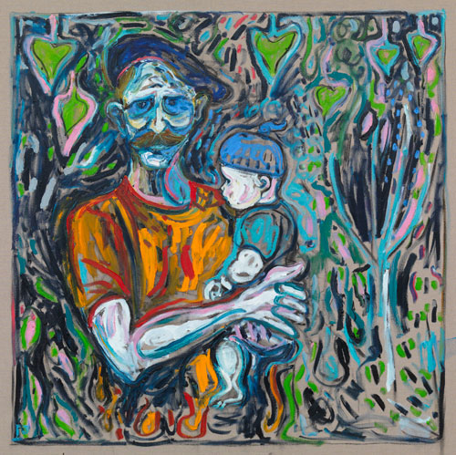Billy-childish-father-and-daug