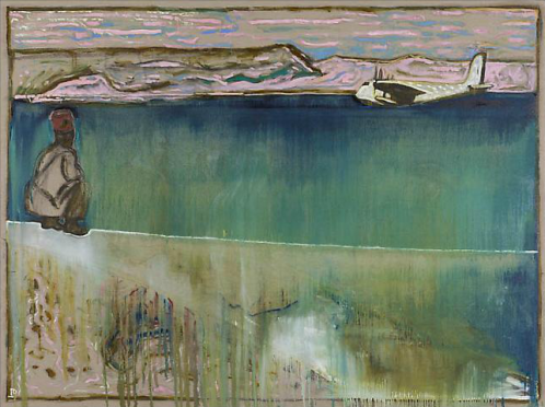 Billy-childish-sea-of-galilee-